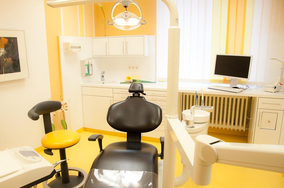 Behandlungszimmer 4 – Zahnarztpraxis am Rathausplatz